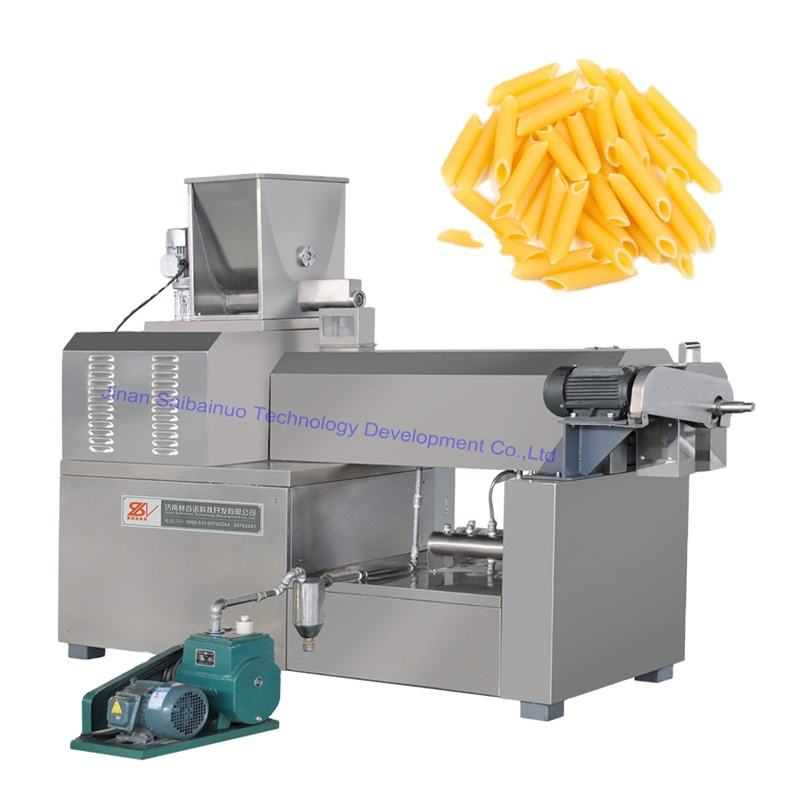 Geëxtrudeerd Pasta/Macaroni Making Machine