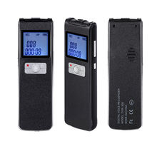 8GB 100M Long Distance Voice Recorder Micro Hidden Digital Long Time Audio Recorders