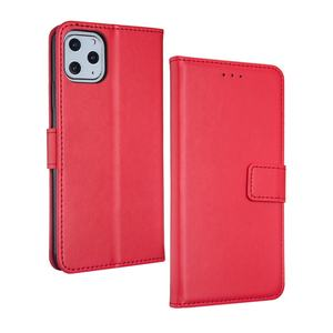 Luxury Magnetic PU Leather Flip Wallet Cell Phone Case With Card Slot Holder For Iphone 11 Case