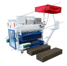 fly ash brick machine/small scale concrete block making machine/brick making machine for sale in australia QT