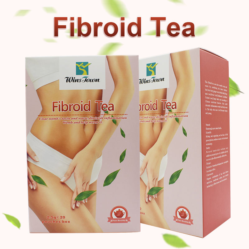 Pure Natural ingredients Fibroid Shrinking Tea Private label Fibroid tea