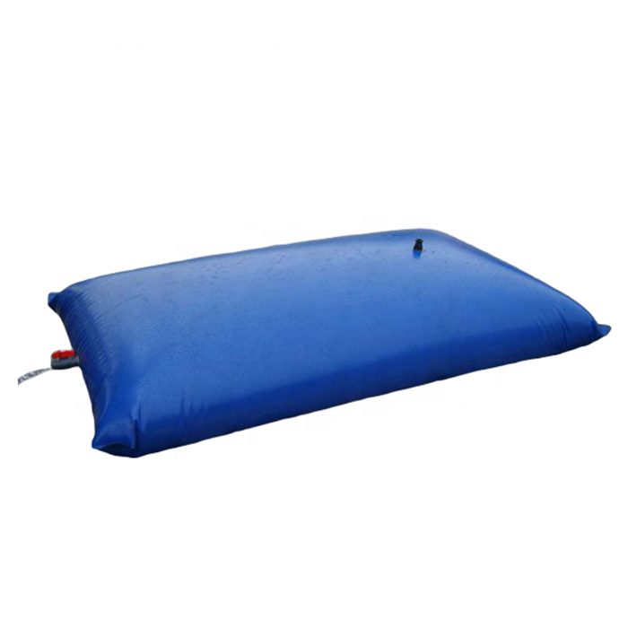 Long lifetime soft pillow shape water storage bladder for sale