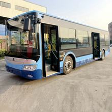 new cars luxury 30 seat electric bus lithium battery 10.5 m right hand driver electric city bus