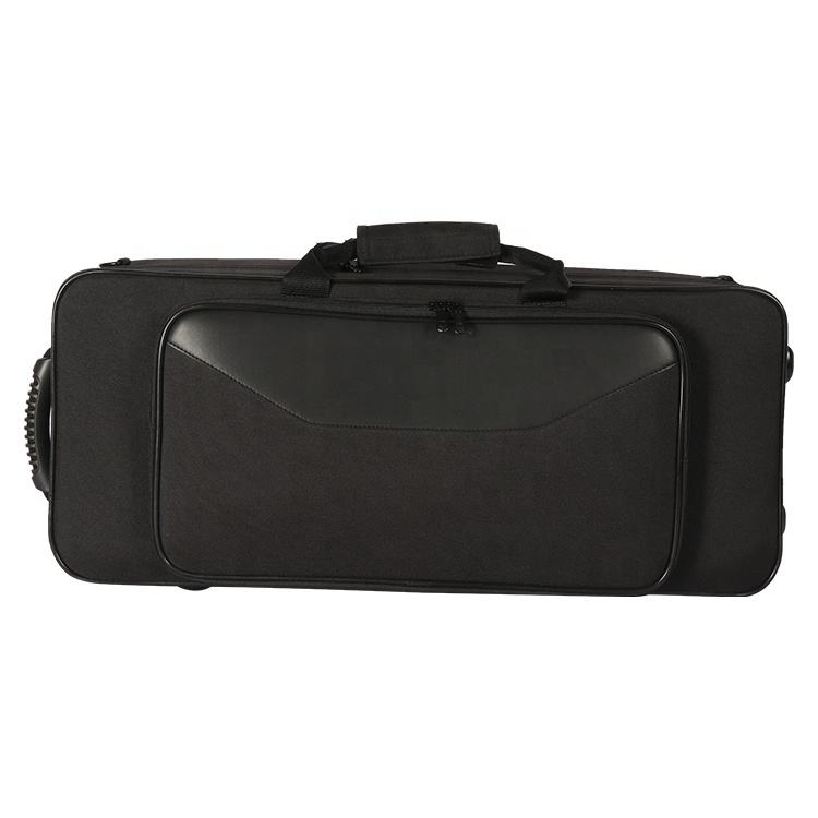 Factory Supply Black Alto Saxophone Case