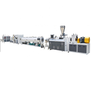 UPVC/CPVC/PVC waterleiding productielijn PVC Pijp Making Machine PVC Pijp Extruderen Machine