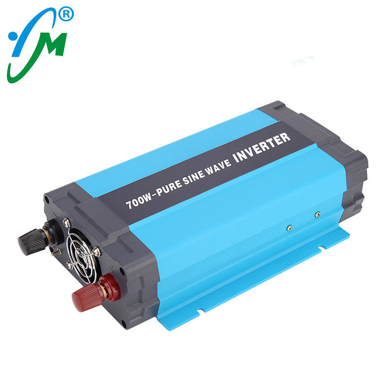 700W 12v 24v 48v Pure Sine Wave cotek 110V/120V/220V/230V/240V AC Power Inverter solar power inverter