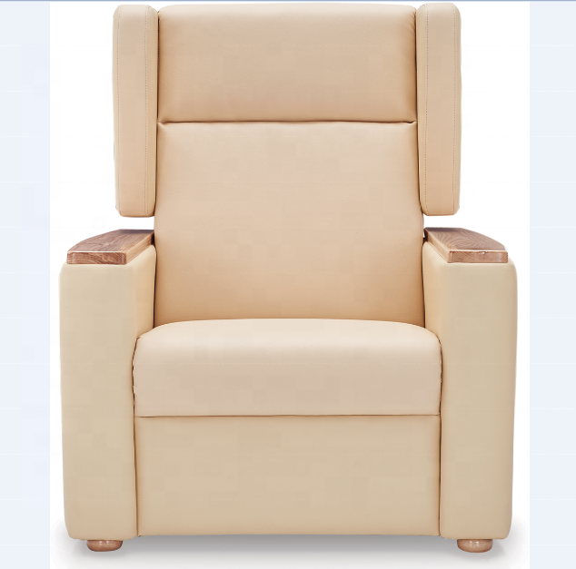 Modern Pedicure Chair Nail Chair With Big Armrest