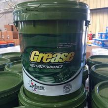 Green colour lithium lubricating grease