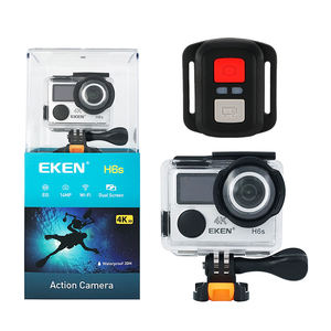 Original EKEN H6S Waterproof sports camera 1080P Sport DV 4k+ with EIS Technology waterproof action wifi camera