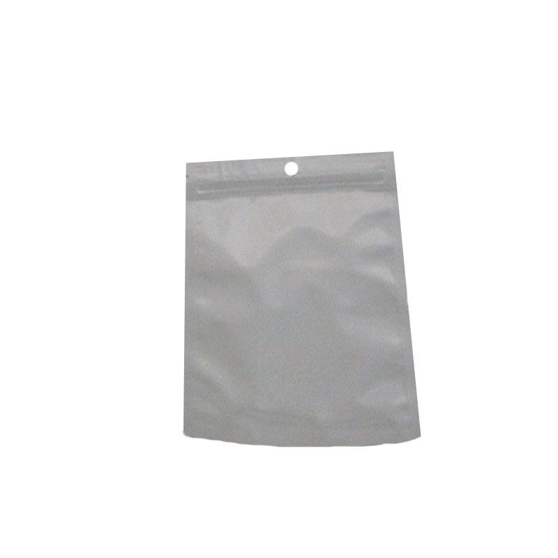 Self adhesive seal OPP plastic poly bag with hole 11cm*16cm