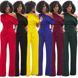 Nieuwe 2020 Sexy Dames Jumpsuit Dames Elegante Mode Formele Jumpsuit Sexy Jumpsuits Club Wear