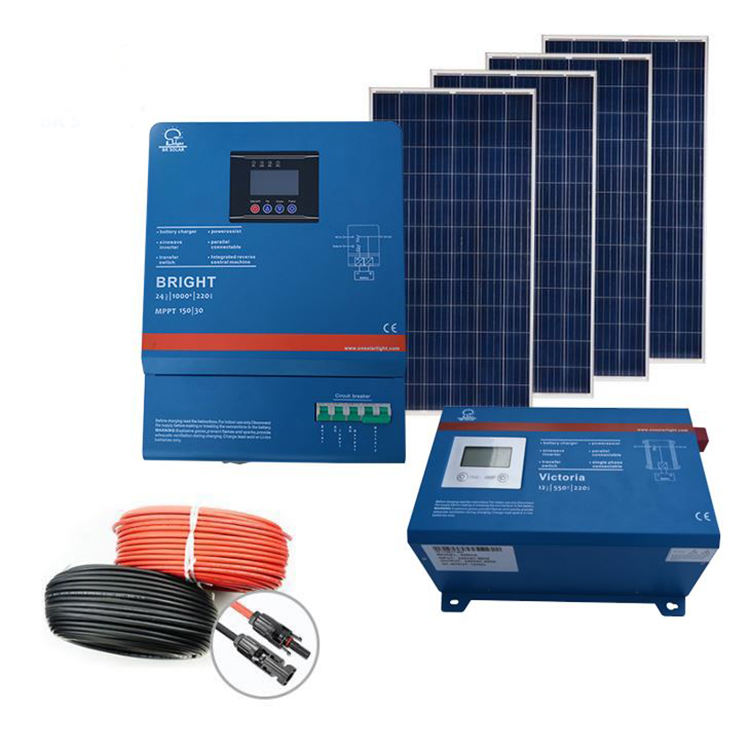 5kw solar panel off grid systems for home
