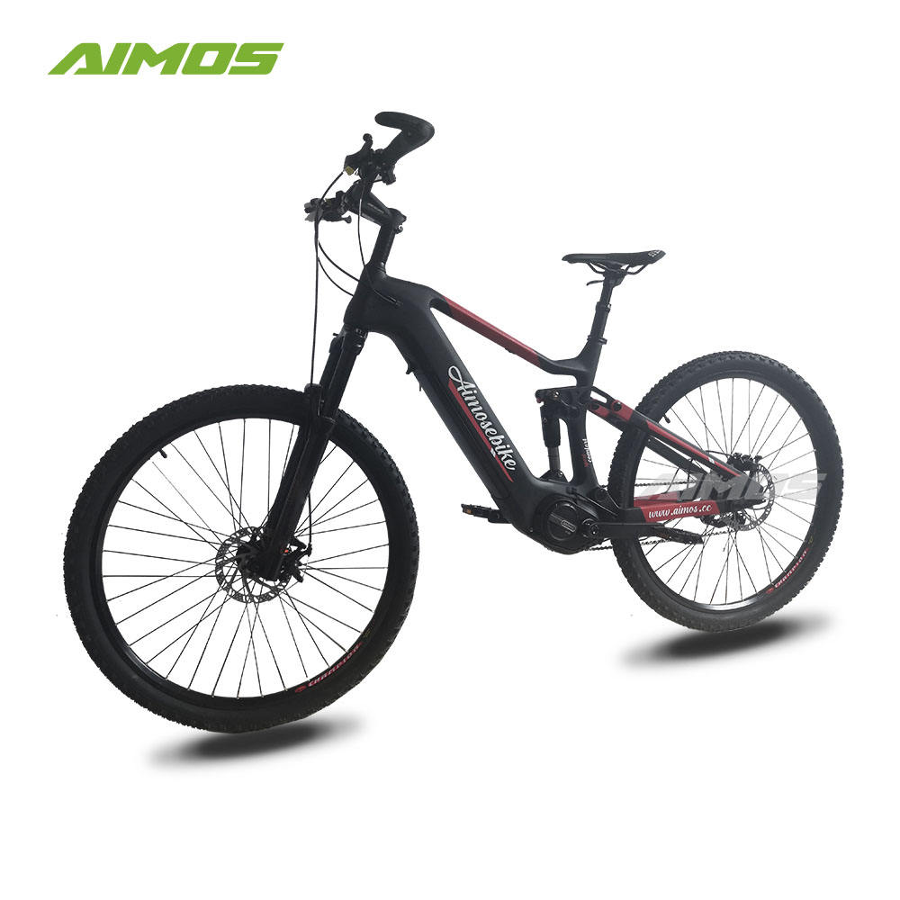 mid drive carbon fiber electric bicycle 250w only frame sell available