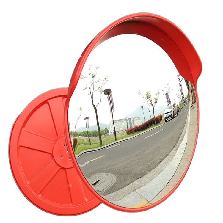 Safety parking PC ABS Road corner traffic concave convex mirror