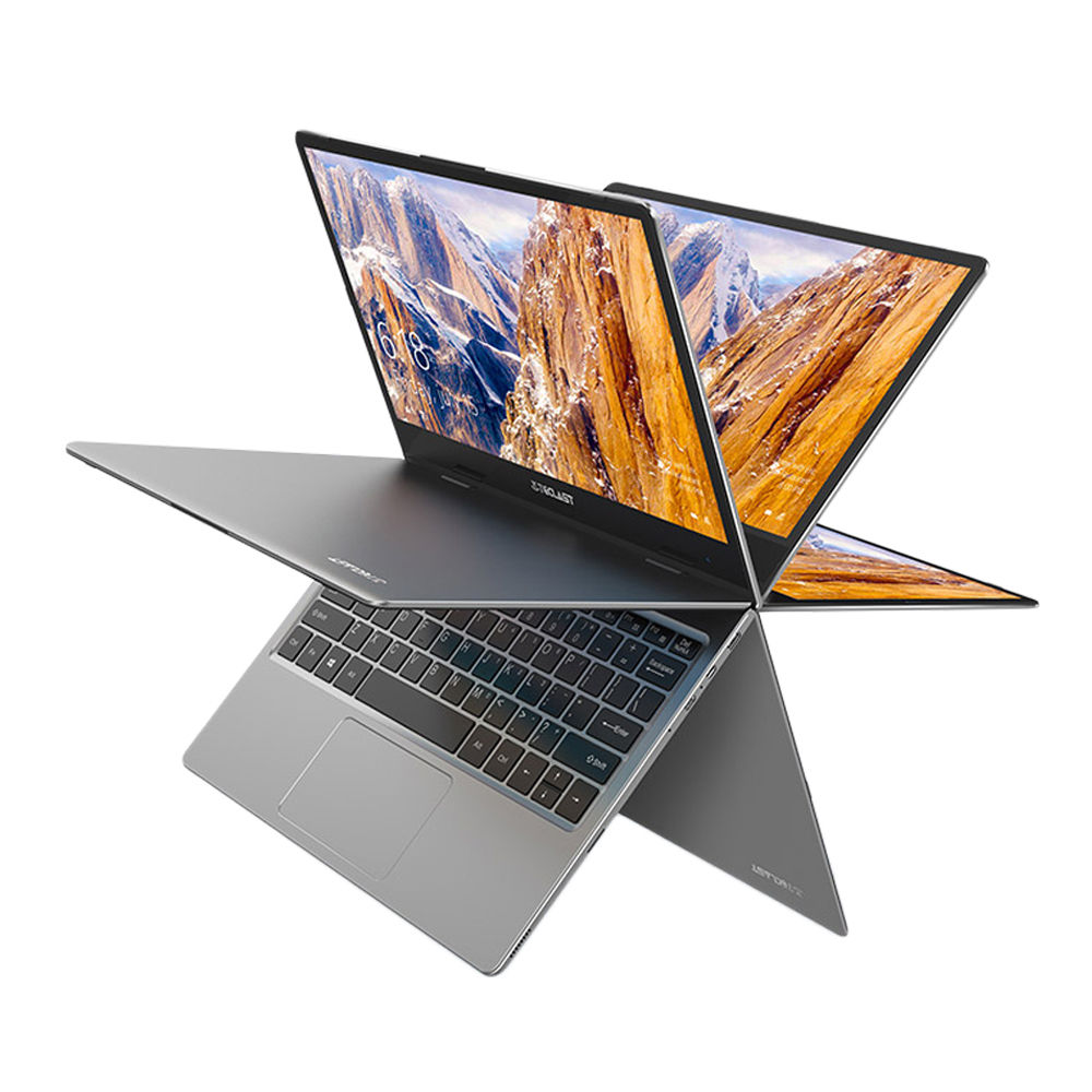 Teclast F5 Quick Charge 360 Rotating Touch Screen Laptop 11.6 inch Intel 1920*1080 8GB RAM 256GB SSD Win 10 Notebook