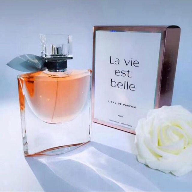 Women Perfume Classical Women Perfume 75ml Beauty Life La vie est belle EDP Floral Fragrance High Quality free shipping