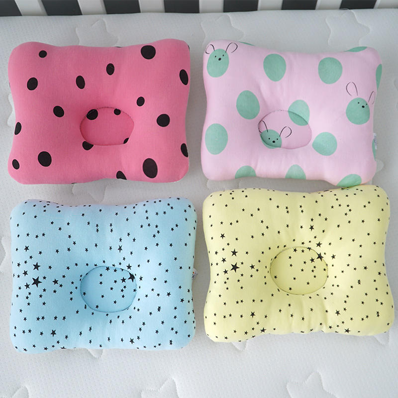 Wholesale Baby Pillow Organic Head Safe Baby Side Sleeper Pillow