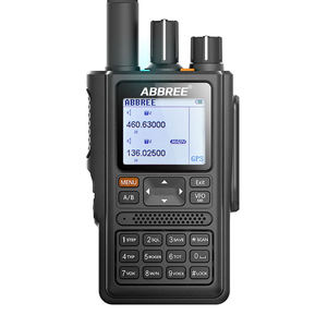 ABBREE AR-F8 1,77 LCD GPS 999CH GPS High Power Alle Bands(136-520MHz) frequenz/CTCSS Erkennung Long Range Walkie Talkie Radios