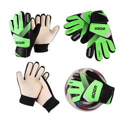 Wholesale Goalkeeper Gloves Finger Safe For Football Goalkeeper
