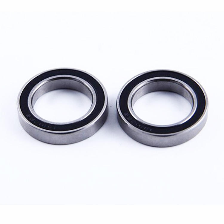 Miniature BearingThin Wall Section Deep Groove Ball Bearing 6700 RS 2RS 10x15x4mm