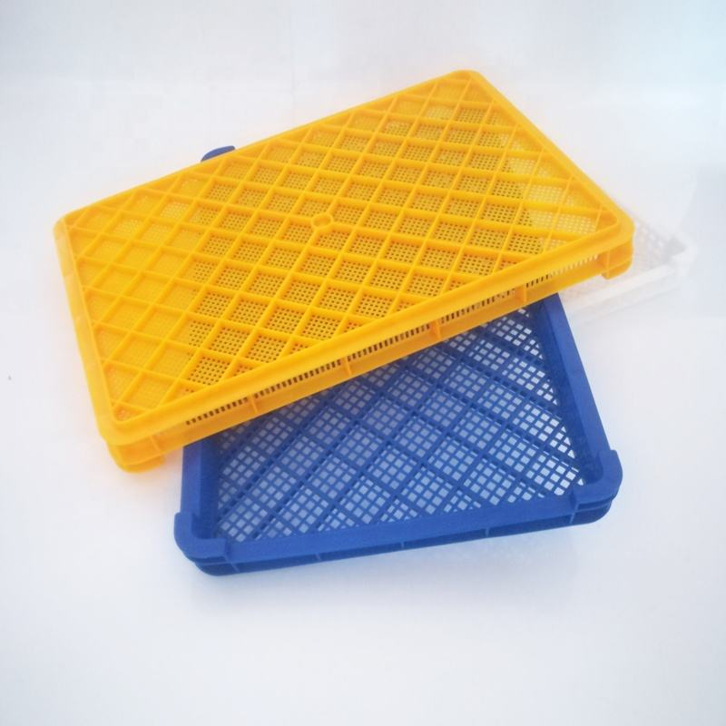 Qiming Food Grade Freezing and Drying Plastic Tray