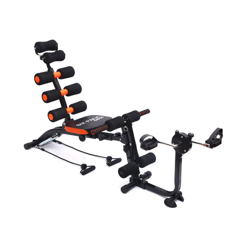 Trending Multifunction Indoor Fitness AB Zone Care 22 In 1 Twister Six Abdominal Workout Bench Abdominal Exercise Benches