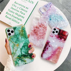 Marble Case For iPhone 11 X XS XR XS MAX Case Silicone Cases For iPhone 6 6s 6Plus 7 8 Plus soft Phone Case