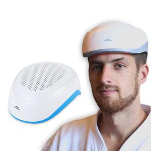 Man hair growth laser cap with good Effect