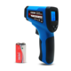 Cheerman FC8550H (-50-550C)Temperature Gun Non-contact laser Infrared Thermometer with MAX Display & EMS Adjustable