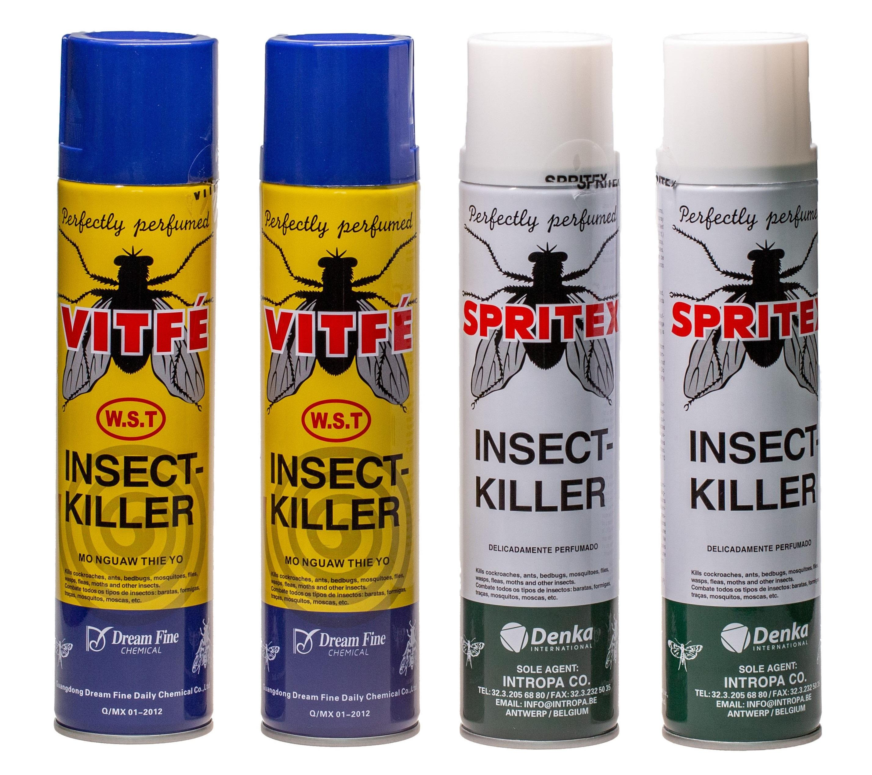 spritex flying insects killing spray/anti cockroach flies mosquito/aerosol insecticide spray