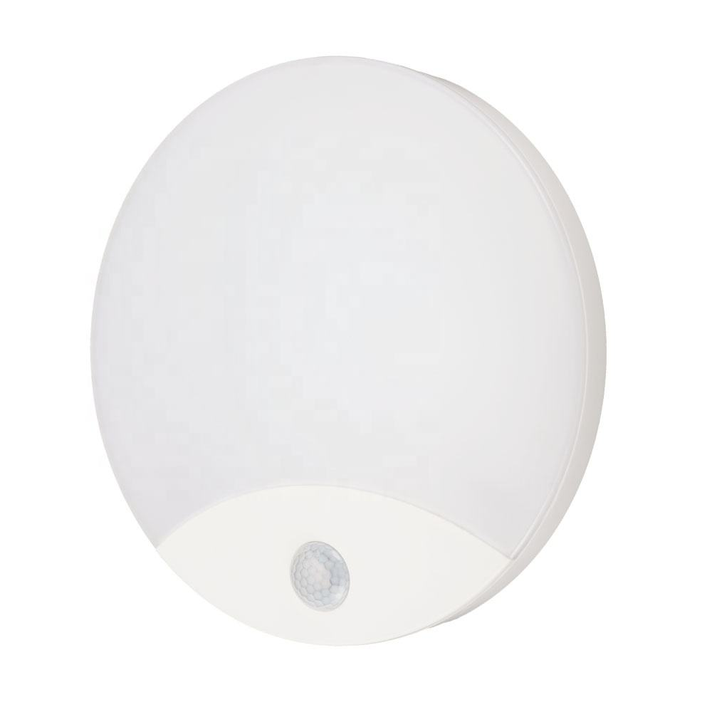IP44 high quality Emergency Wall light home design ST71BE LED Infrared Human Body Motion Sensor Light