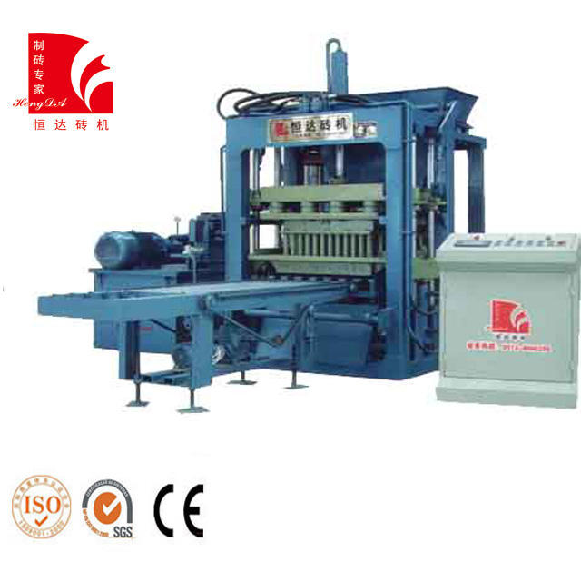QT 4-15 Machinery Repair Shops Applicable Industries 2020 Best red clay brick machine