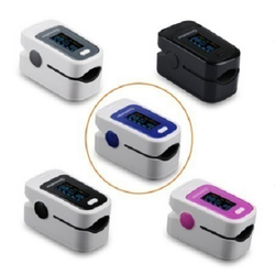 Cheap homeuse Fingertip Pulse Oximeter  Spo2 Oxygen TFT digital OLED display CE approved Factory price
