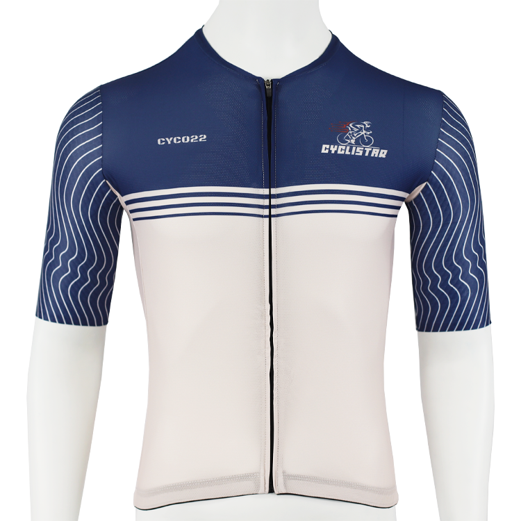 Customized Item All Size Sublimation Wholesale Cycling Jersey Suitable For Men And Women