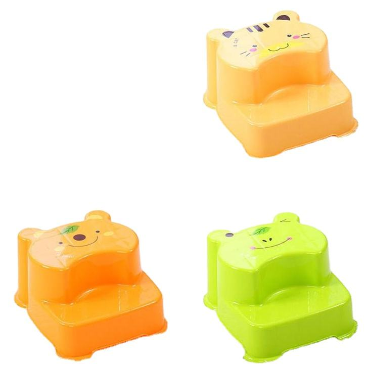 Best 2 Step Stool Kids r Stool for Toilet Potty Training Slip kids Bathroom Kitchen potty training step and go Toddle stool
