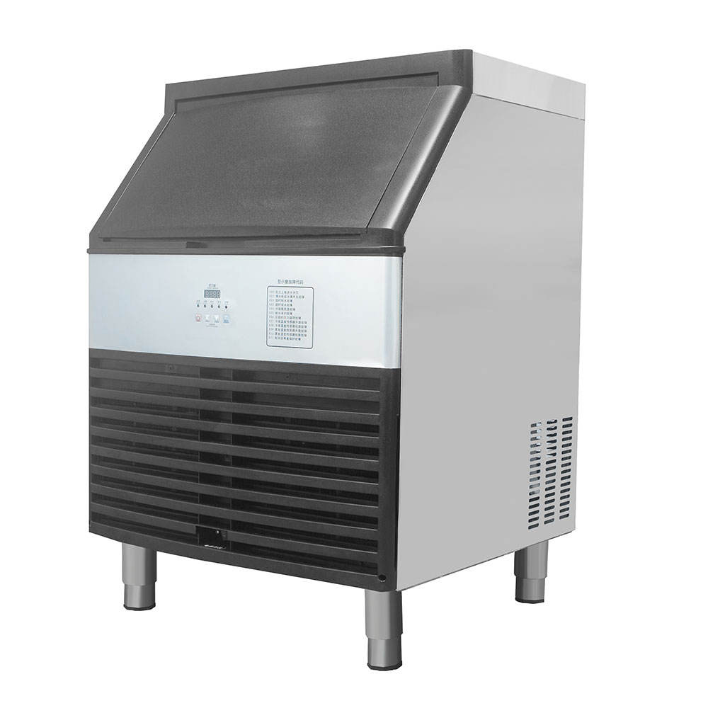 Durable Self Bagging Ice Machine For Commercial Use Hot Ice For Sale