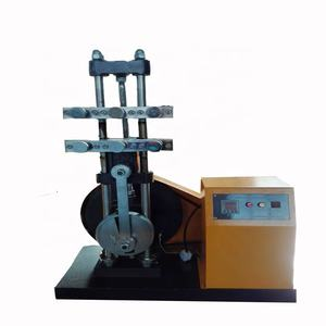 Gomma flessione tester