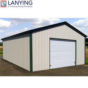 2020 cheap prices steel structure warehouse Metal building garage plans