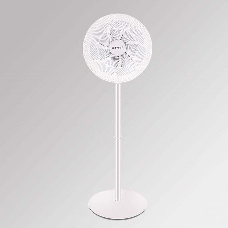 3 Speed Low Noise 48W Remote Control Electric Plastic Stand Fan Price
