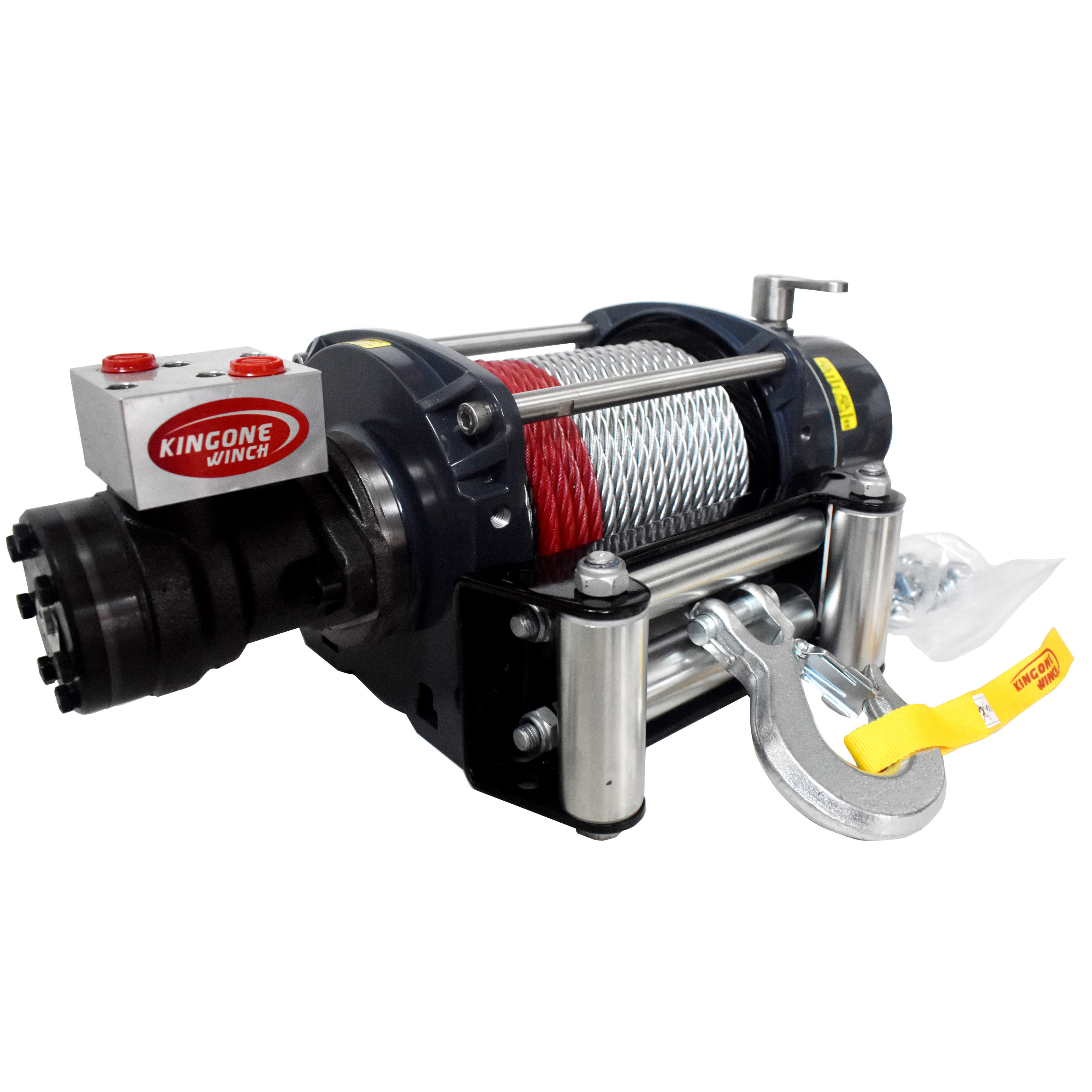 THS-15/12 hydraulic winch off road 12000lbs and 15000lbs