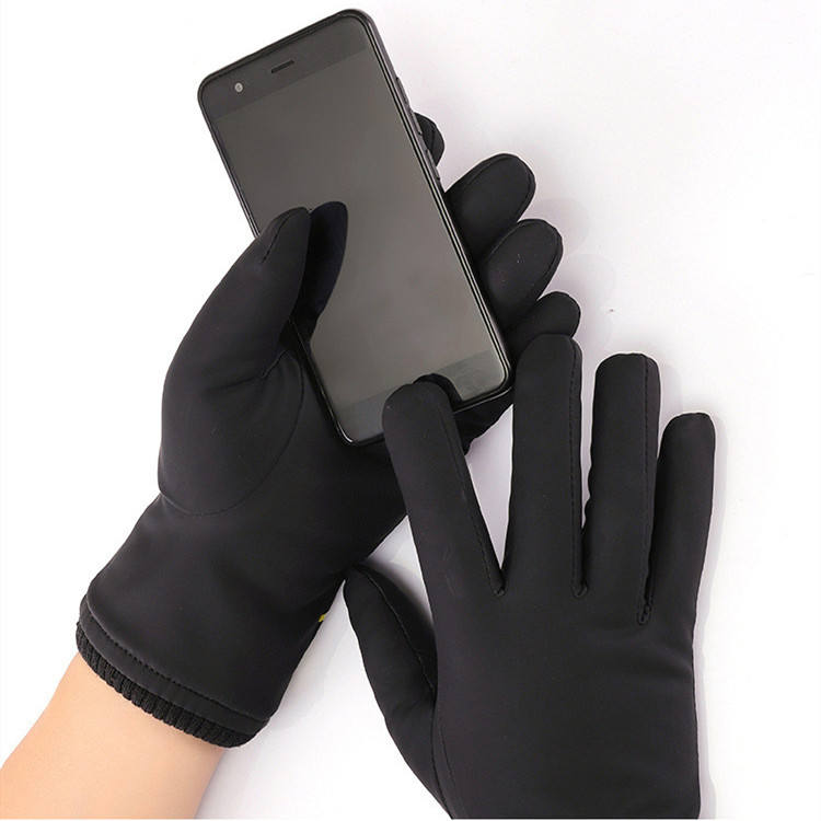 Men Waterproof Touchscreen Winter Gloves for Riding, Motorcycle or Hiking