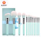 2019 new arrival Custom Private Label personal 12 pcs wholesale professional powder brush sets makeup kit fluffy