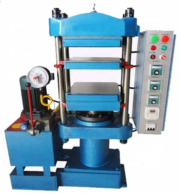 high accuracy 25T 50T 63T 100T digital vulcanizing laboratory equipment test apparatus