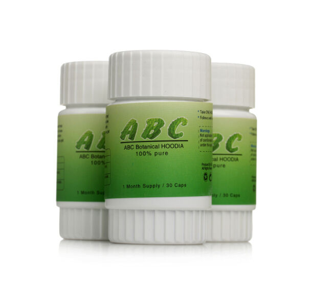 abc hoodia cactus capsule for private label food supplement to curb appetite, healthy weight loss remedy