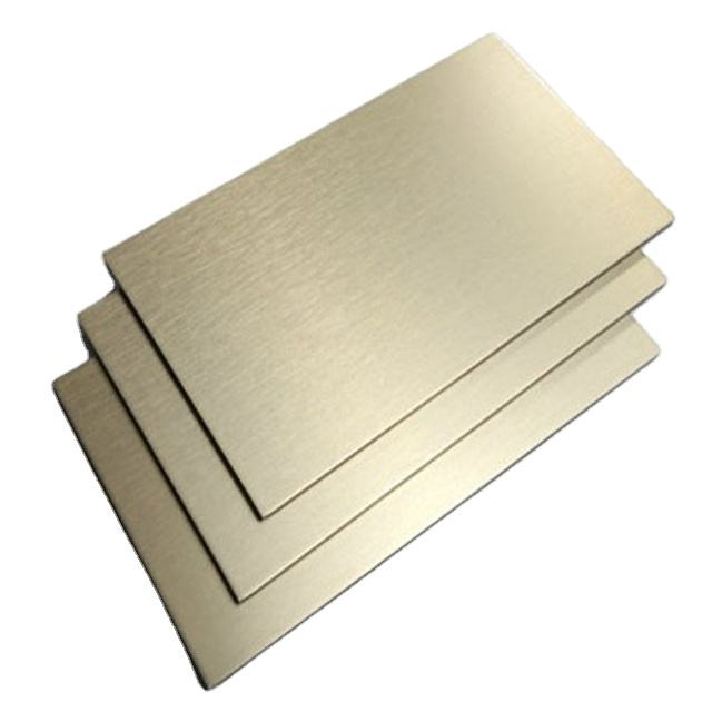 reasonable price 4mm brass sheet