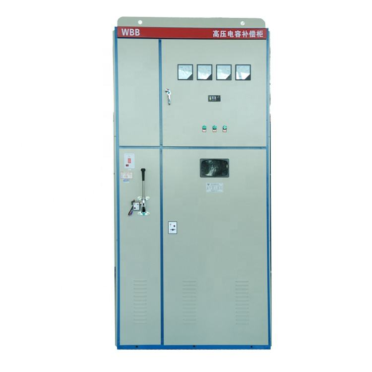 Factory Price 300 KVAR 500KVAR Electrical Power Capacitor Banks Power Factor Capacitor Panel