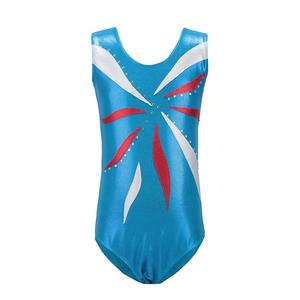 Happy New Year Fashion Blue Performance Girl Costumes 2020