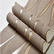 Modern Simple 3d  wallpaper curvilinear stripes living room TV background bedroom sofa  wall fashion wallpaper