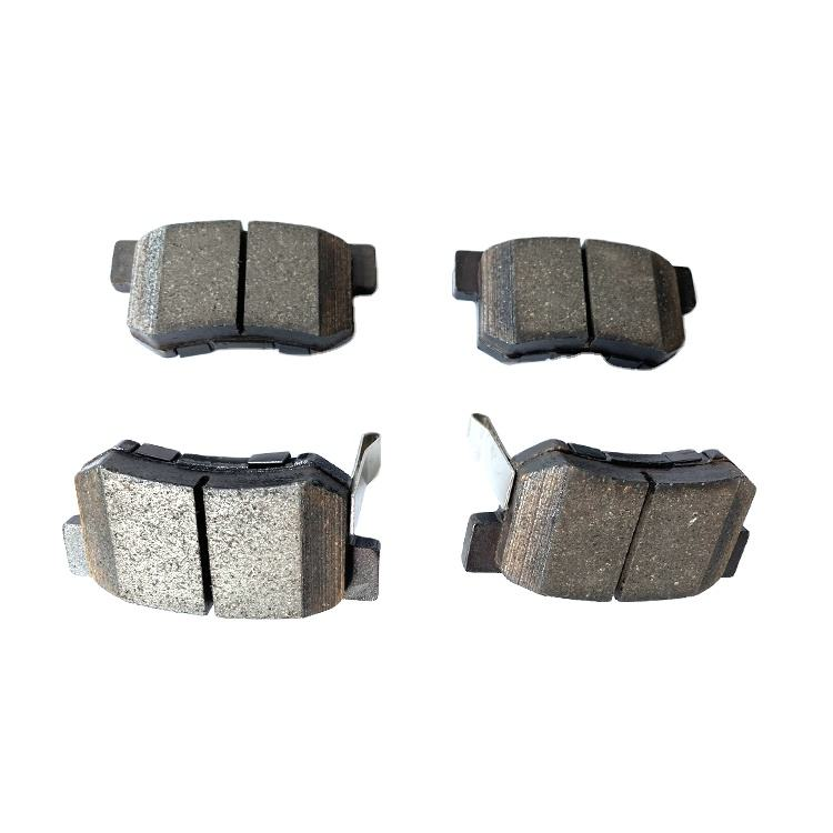 back auto spare parts brake pad Japan car parts wholesale for HONDA