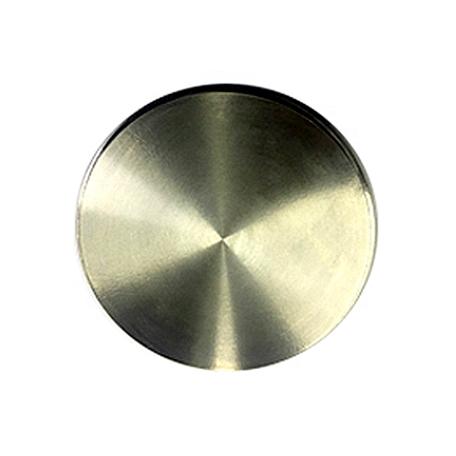 Gr23 Medical Best Separating High Quality Medical Dental Alloy Titanium Round Disc for Denture